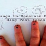 5 Insane (But True) Things to Generate New Unique Blog Post Ideas