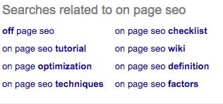 google LSI keywords free tools
