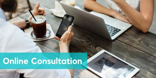 Start Online Consultation