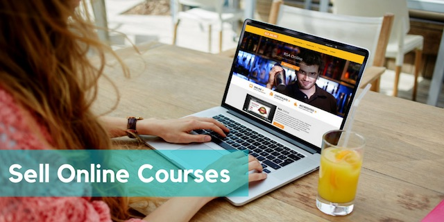 Create and Sell Online Training Courses